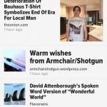 Zite, las noticias personalizadas en tu iPhone 5
