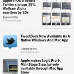 Zite, las noticias personalizadas en tu iPhone 6