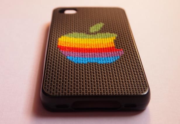 5 Accesorios que recuerdan al logo de Apple retro del arcoiris 11