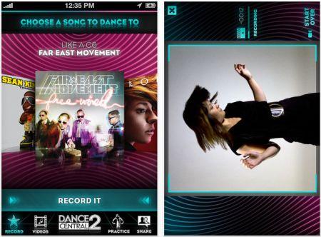 dance central iOS