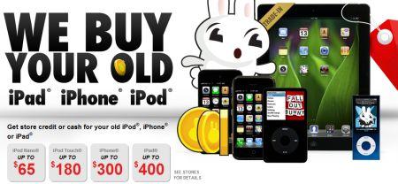 GameStop paga por tus dispositivos Apple usados y obtiene grandes éxitos 3