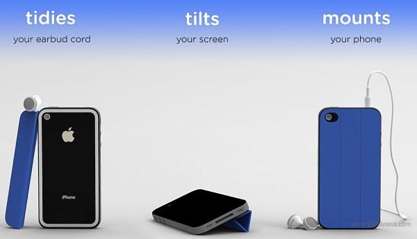 TidyTilt, la funda magnética para el iPhone que todos esperábamos 3