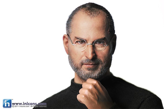 Apple no está de acuerdo con la 'figura de acción' de Steve Jobs 3