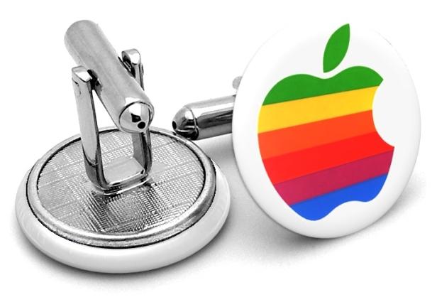 5 Accesorios que recuerdan al logo de Apple retro del arcoiris 15