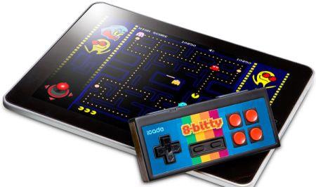 ThinkGeek anuncia un mando inalámbrico de 8 bits para iPad 3