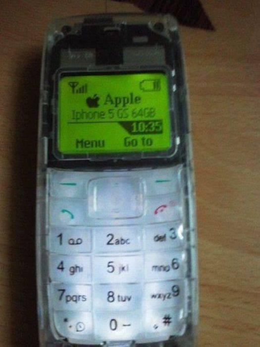 Imagen exclusiva del iPhone 5. Aviso: les va a sorprender (Humor) 3