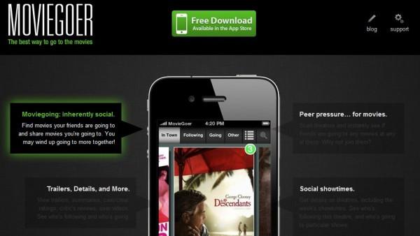 MoviGoer: el mundo del cine se muda a iPhone 3