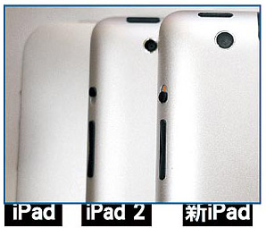 iPad 3 ¿será esta la primera imagen? 3