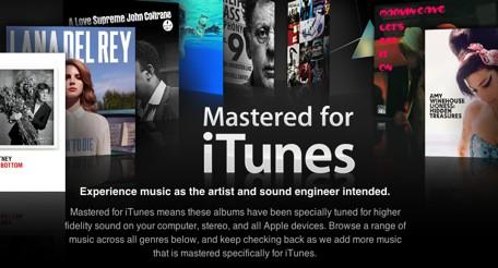 Mastered For iTunes: lo nuevo de la iTunes Store de Apple 3