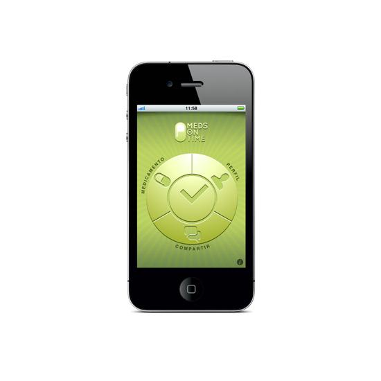 MedsOnTime: Aplicación de seguimiento médico para iOS 3