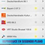 Escuchar todas las radios desde tu iPhone con la app Radio España FM 1