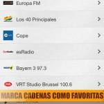 Escuchar todas las radios desde tu iPhone con la app Radio España FM 2