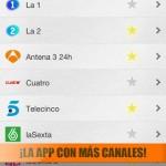 TV España TDT: la aplicación para llevarte lo mejor de la tele en TDT en tu iPhone 1