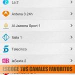 TV España TDT: la aplicación para llevarte lo mejor de la tele en TDT en tu iPhone 3