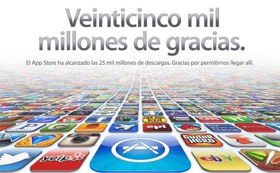 La app de iOS número 25,000 millones fue descargada en China 3