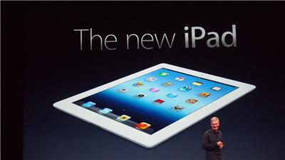 iPad 3: principales características de la nueva tableta de Apple 3