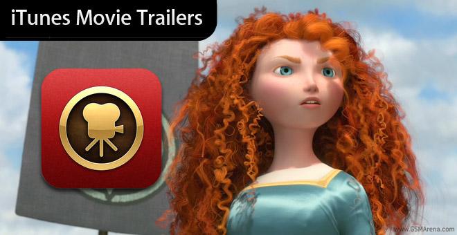 iTunes Movie trailers soporta Retina Display 3