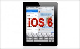 iOS 6 podría estar siendo probado 3