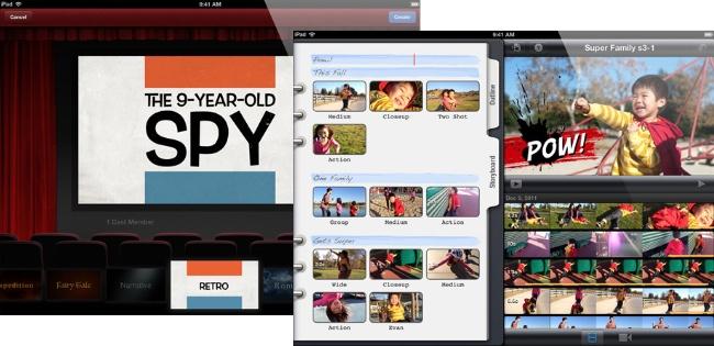 iPhoto e iMovie se actualizan en la Key Note de Apple 3