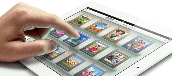 Más información sobre el sobrecalentamiento del nuevo iPad 3