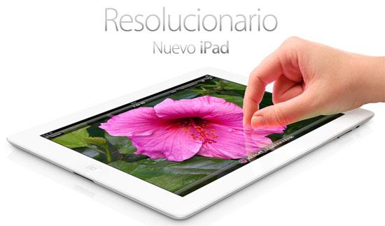 El nuevo iPad podría romper récords de ventas el próximo Viernes 3