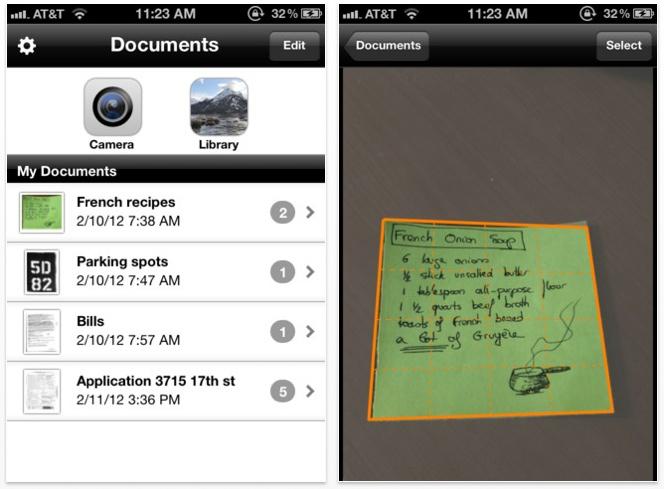 Genius Scan: una aplicación para escanear documentos gratis desde tu iOS 3