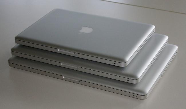 El MacBook Pro de 17 pulgadas podría extinguirse 3