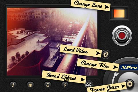 8MM: la aplicación para grabar vídeos retro desde tu iPhone 3