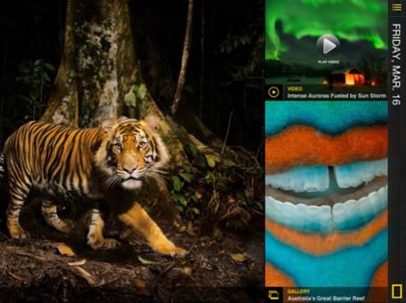 National Geographic Today: una aplicación recomendable para iOS 3