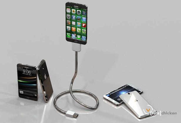 5 nuevas fotos del concepto del próximo iPhone 5 3