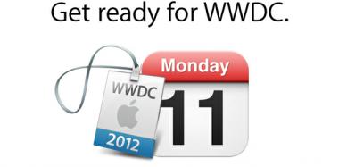 La Keynote de Apple en la WWDC '12 será el 11 de Junio 3