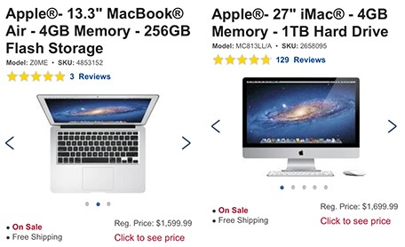 Ofertas de ordenadores Apple en Best Buy 3