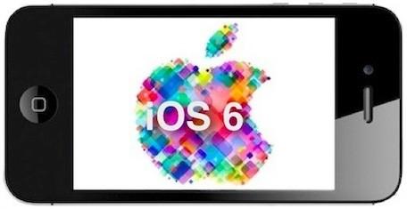 5 Novedades que podrían llegar con iOS 6 3