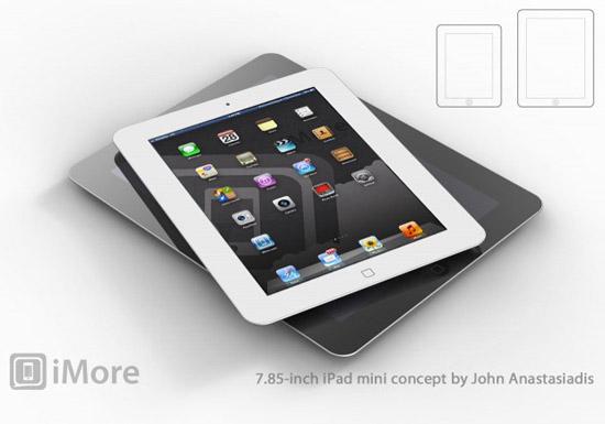 """Rumor: iPad de 7"""" Pulgadas podría lanzarse en Octubre proximo 3"""