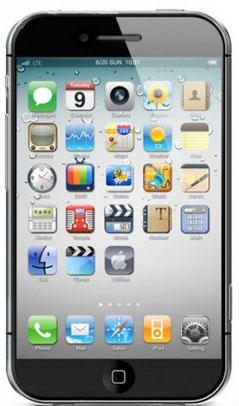 """La pantalla del próximo iPhone será de 4"""" Pulgadas 3"""