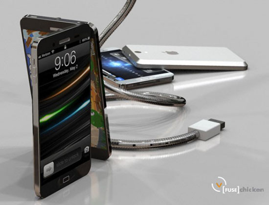 El prototipo del iPhone 5 y algunas especificaciones técnicas 3