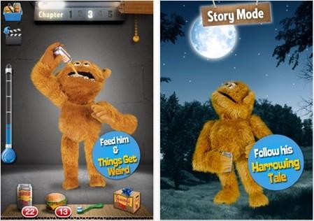 Ozgood: la mascota virtual para iOS en forma de app gratis en la App Store 3
