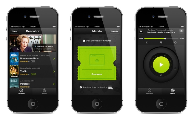 Youzee se lanza en el mundo iOS 3