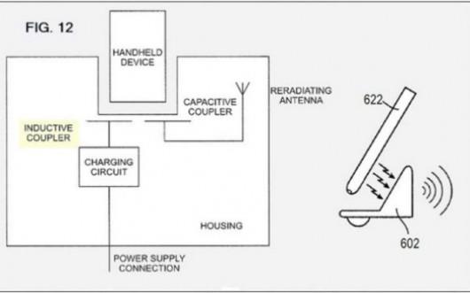 Patente de Apple para cargador Macbook por inducción