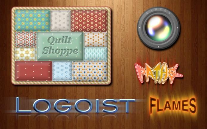 Logoist, una aplicación para crear logos, baners y casi cualquier diseño desde Mac OS X 4