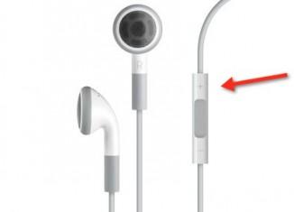 Sacar foto auriculares iPhone