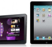 Samsung vs iPad Apple
