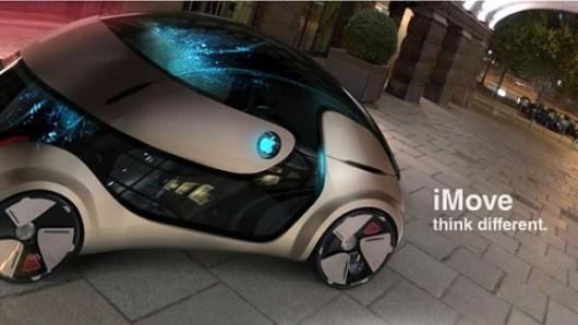 iCar, el prototipo de coche Apple con el soñaba Steve Jobs 1