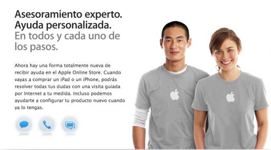 Asesoramiento Apple