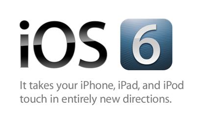 El iOS 6 ha sido instalado en el 15% de todos los dispositivos compatibles con ese sistema 3