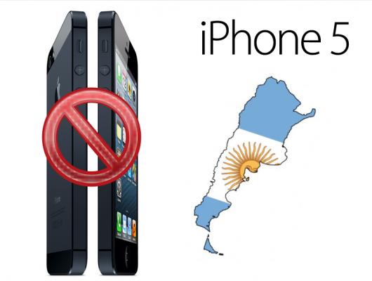 iPhone 5 argentina