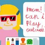 Maily, una aplicación de correo muy segura para los niños en iPad 3