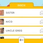 Maily, una aplicación de correo muy segura para los niños en iPad 1