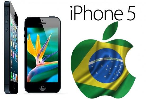 iPhone 5 Brasil