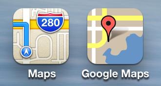 Google Maps para iOS podría estar disponible en unas horas 3